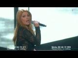 Helena Paparizou - Survivor (1st Semifinal@Melodifestivalen 2014) [HD]